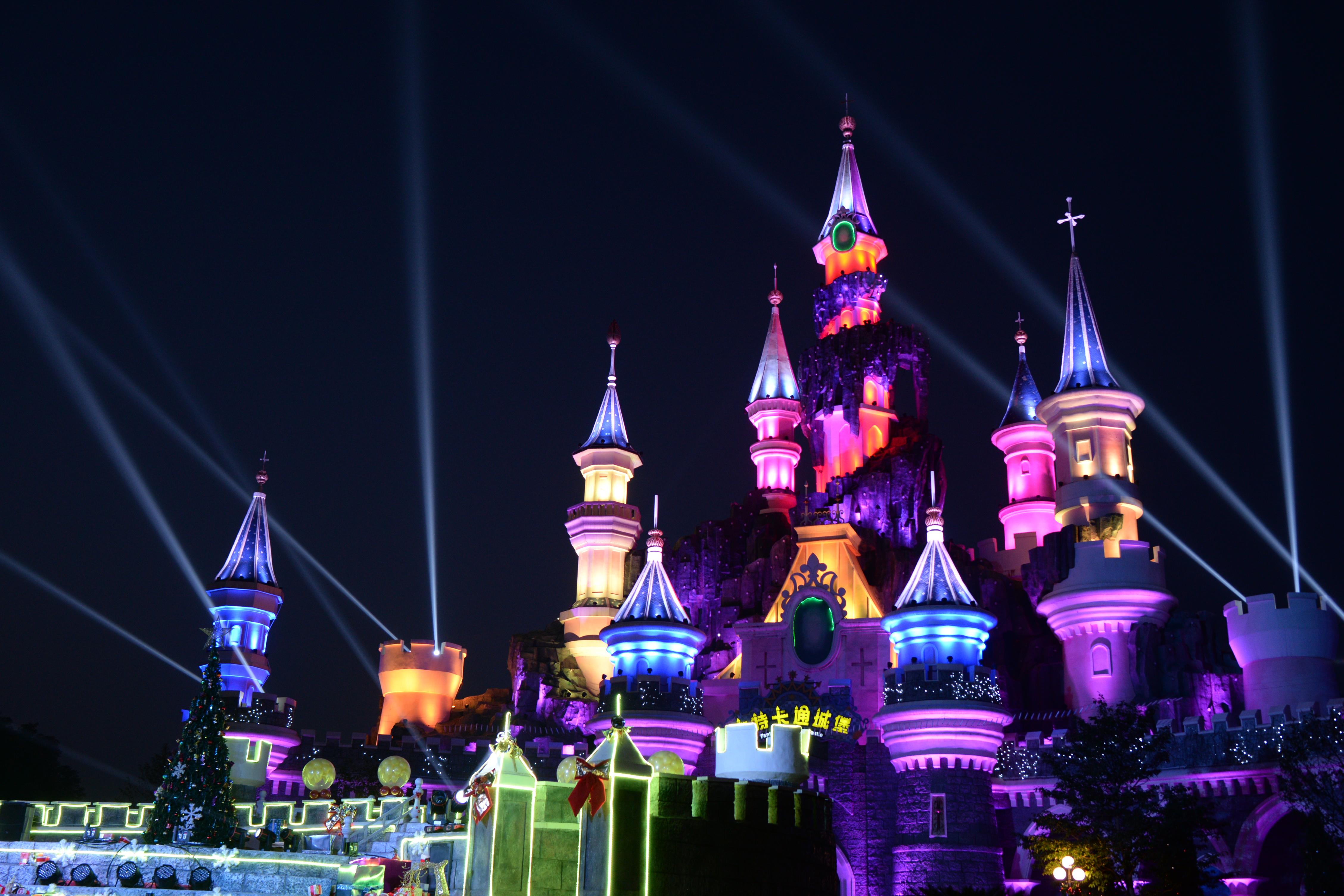 Wuhu Fantawild Dream Kingdom Admission Ticket
