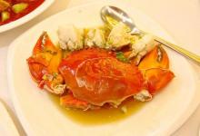 台州美食图片-青蟹