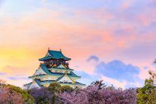 大阪城-大阪-C年度签约摄影师