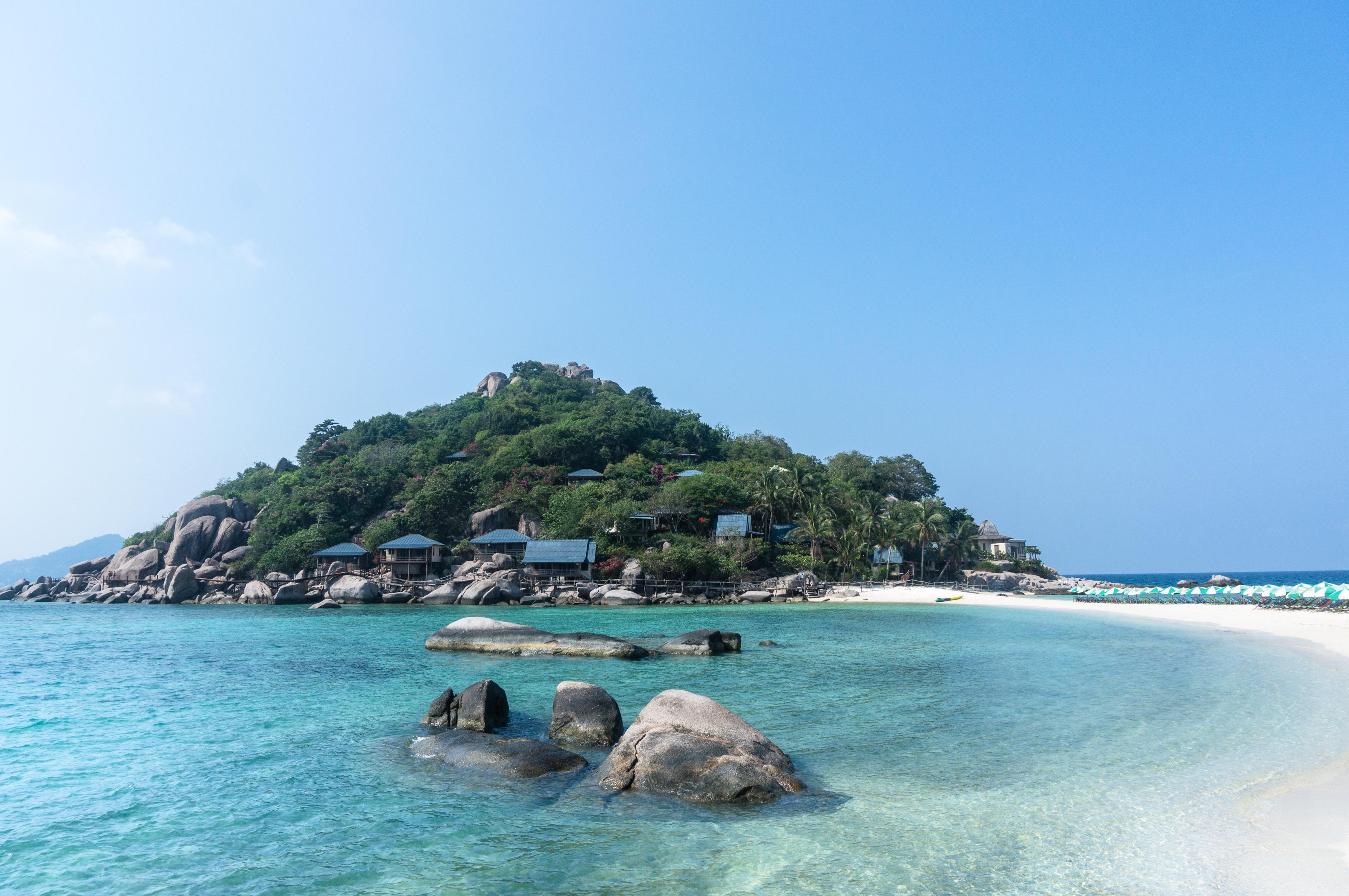 南園島  Koh Nang Yuan   -2