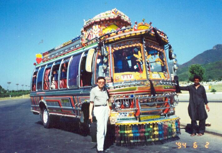 巴基斯坦紀念碑  Pakistan Monument   -2