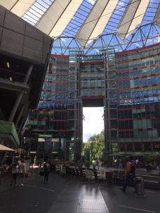 Lindenbrau Am Potsdamer Platz-柏林-米粒历险记