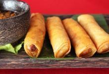 暹粒美食图片-柬式春卷
