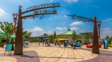上海迪士尼-迪士尼小镇 (6)