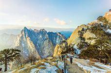 东峰(朝阳峰)-华山-doris圈圈