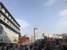 淮河路步行街-合肥-通往霜冻地带的桥梁