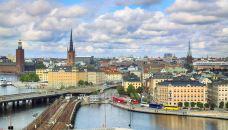 卡特琳娜观景电梯-斯德哥尔摩-doris圈圈