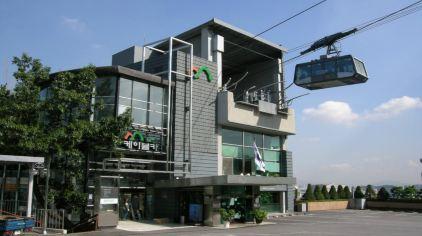 citytour-n首尔塔缆车