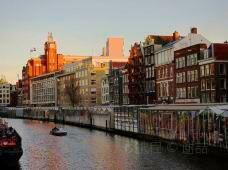阿姆斯特丹辛格鲜花市场图片