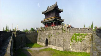 荆州古城8