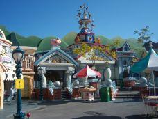Mickey's Toontown-橙县
