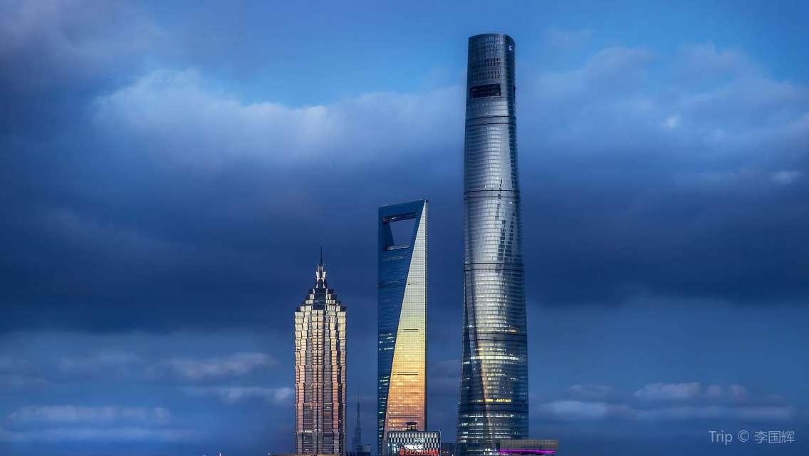 上海タワー(上海中心大厦)展望台