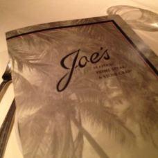 Joe's Seafood, Prime Steak & Stone Crab-芝加哥