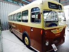 Isle of Wight Bus & Coach Museum-赖德
