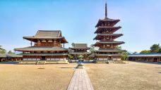 法起寺-奈良-doris圈圈