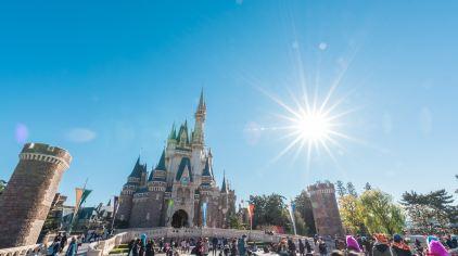 日本-东京迪士尼乐园