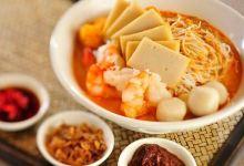 槟城州美食图片-叻沙