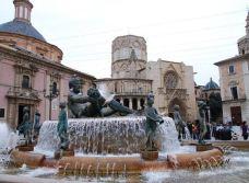 瓦伦西亚圣女广场-瓦伦西亚-M30****2342