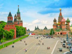 莫斯科经典4日游