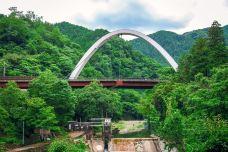 日本_多摩川秋川溪谷4-东京-王蕾