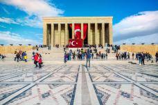 土耳其国父陵-安卡拉-doris圈圈
