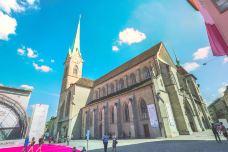 圣母教堂-苏黎世-doris圈圈