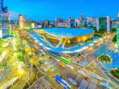 逛街吃美食,首尔经典5日游