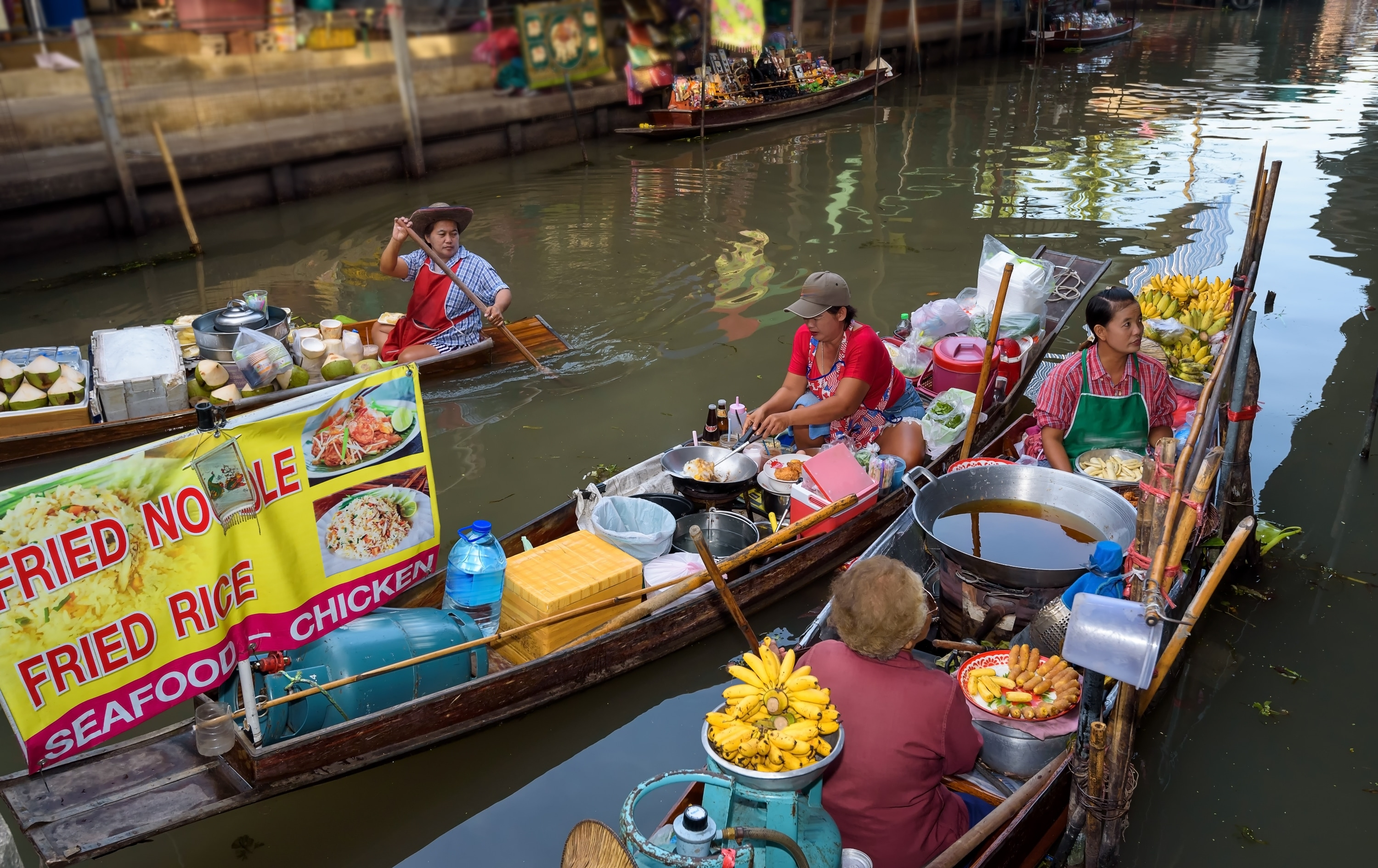 Pattaya Floating Market Ticket