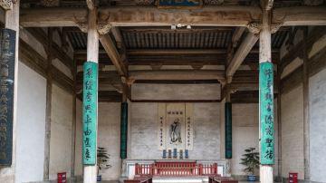 宏村 南湖書院 (4)