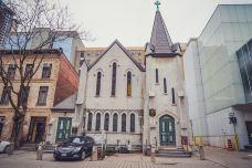 First Evangelical Lutheran Church-多伦多-纽约漫时光