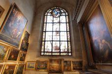 Cathedrale Saint-Louis-凡尔赛
