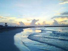卡门海滩-坎昆-开心颜