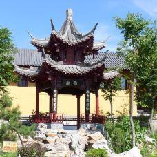 荷叶亭-阜宁-神州漫游记