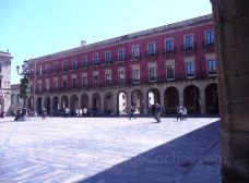 Plaza Mayor-希洪