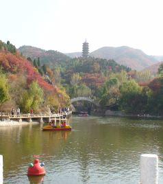 红叶谷游记图文-【济南】 红叶谷   自助一日游攻略。