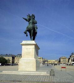 欧洲游记图文-90日欧洲自驾游1——巴黎凡尔赛宫