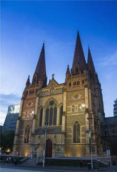 圣保罗大教堂-墨尔本-M30****2697