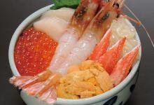 小樽美食图片-海鲜盖饭