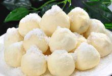 沈阳美食图片-雪绵豆沙