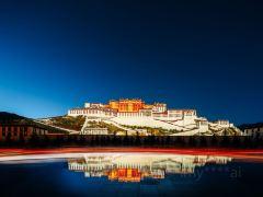 触摸天堂,西藏自然风光四日行
