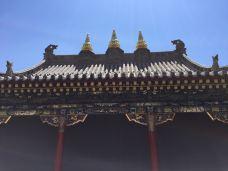 塔院寺-五台山-Lili 莉