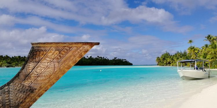 拉罗汤加岛图片