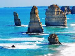 12日黄金海岸+凯恩斯+悉尼+墨尔本·喂海豚+热气球