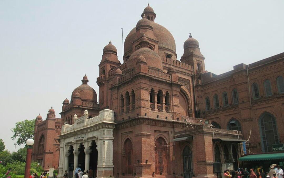 拉合爾國立博物館  Lahore Museum   -1