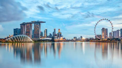 新加坡5日4晚自由行·【携程APP领券享优惠】升级1晚高颜值金沙酒店/美到天际的无边泳池