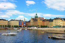 老城-斯德哥尔摩-doris圈圈