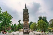 临济寺澄灵塔-正定-耀晨影像