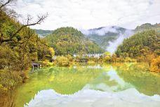 灵岩洞国家森林公园-婺源-doris圈圈
