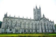 圣保罗大教堂-加尔各答-doris圈圈