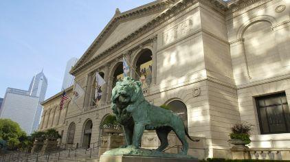 芝加哥艺术博物馆5